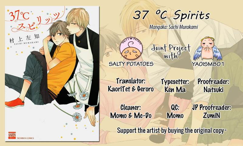 37°C Spirits - Chapter 3
