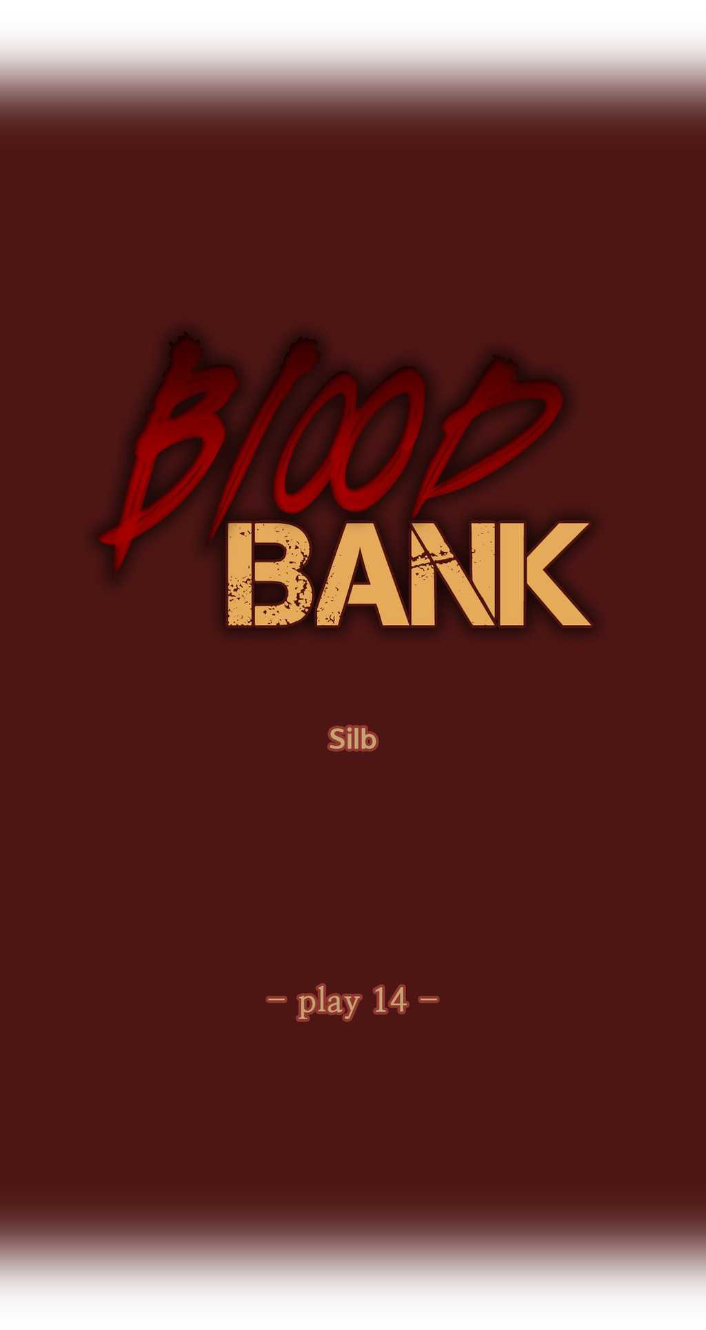 Blood Bank - Chapter 14