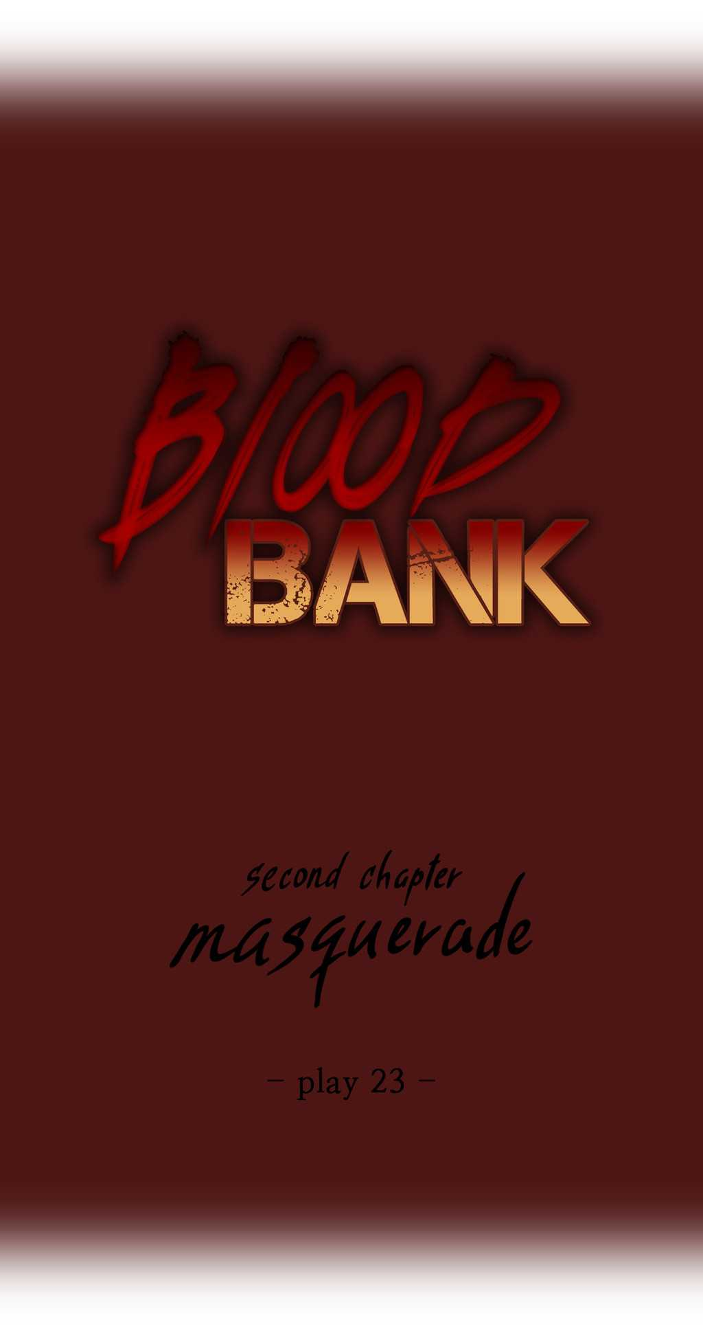 Blood Bank - Chapter 23