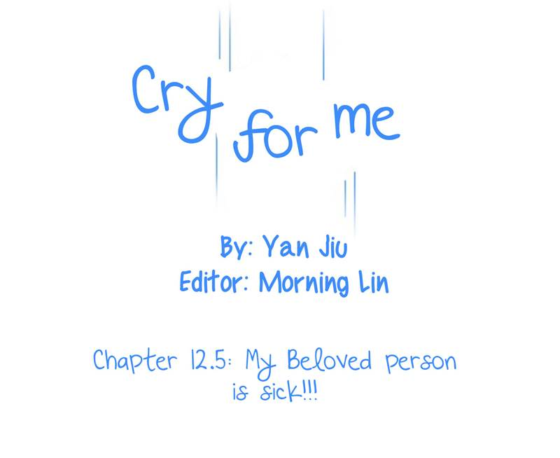Cry for me - Chapter 14