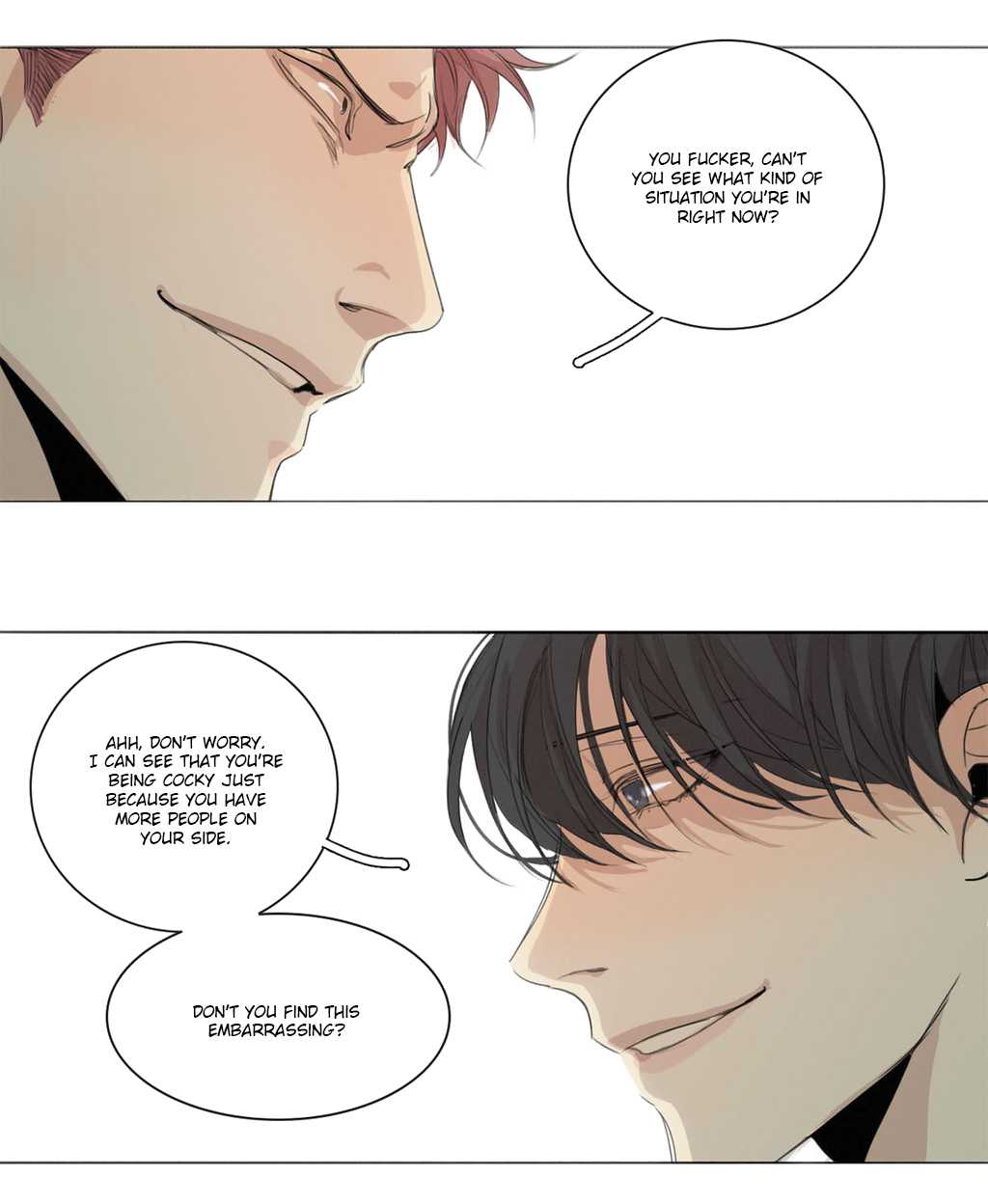 What Lies at the End - Chapter 16
