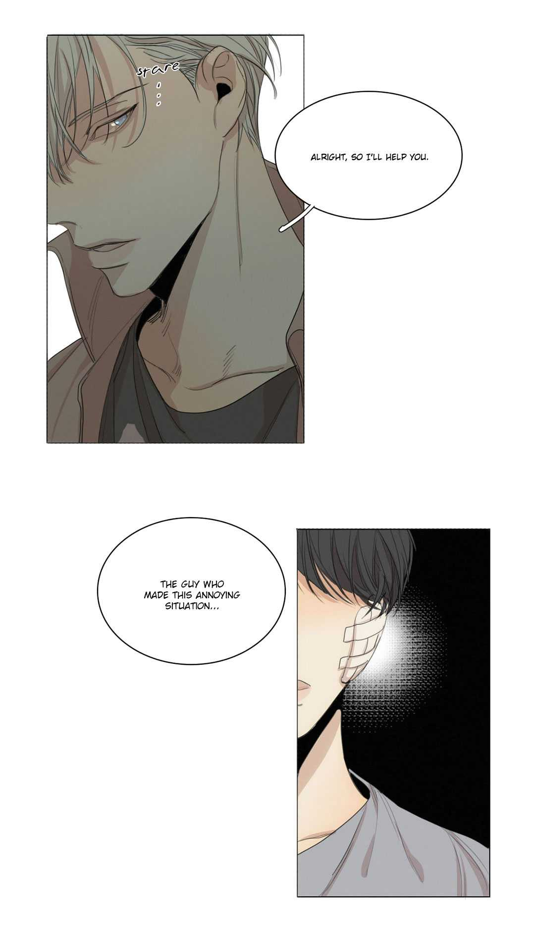 What Lies at the End - Chapter 24