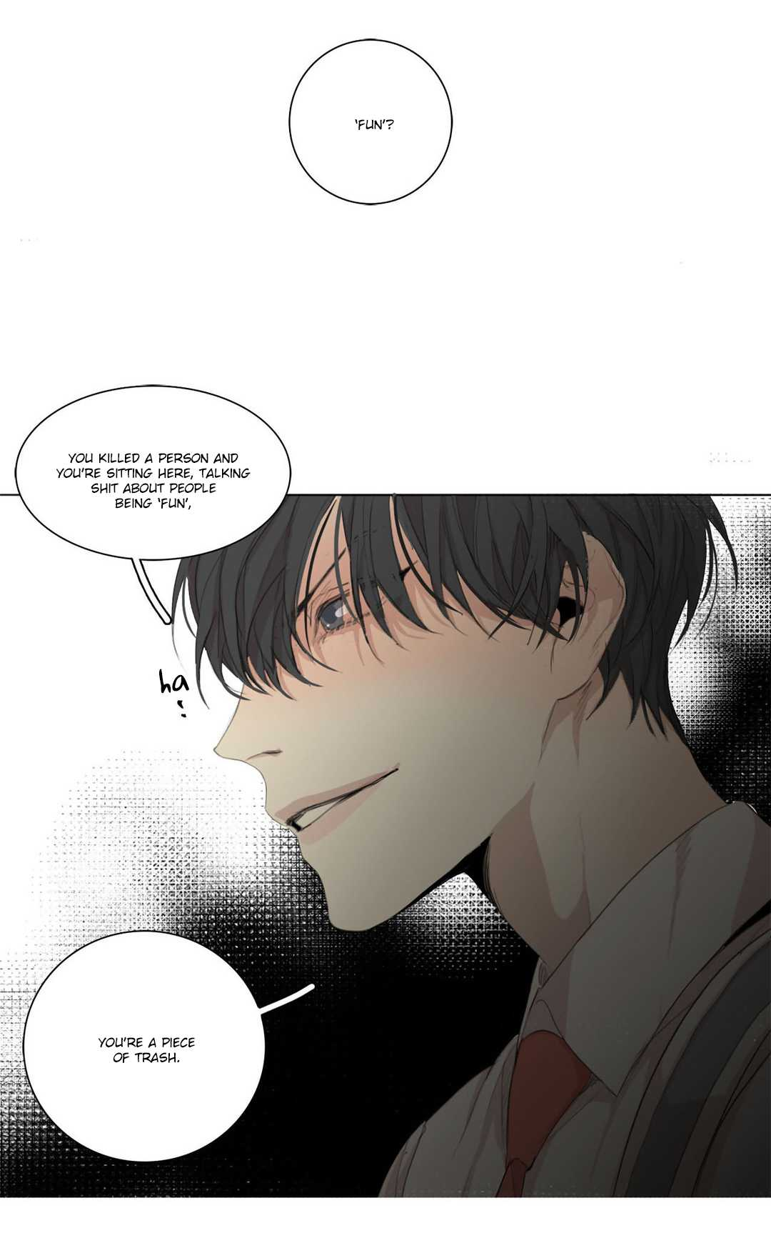 What Lies at the End - Chapter 31