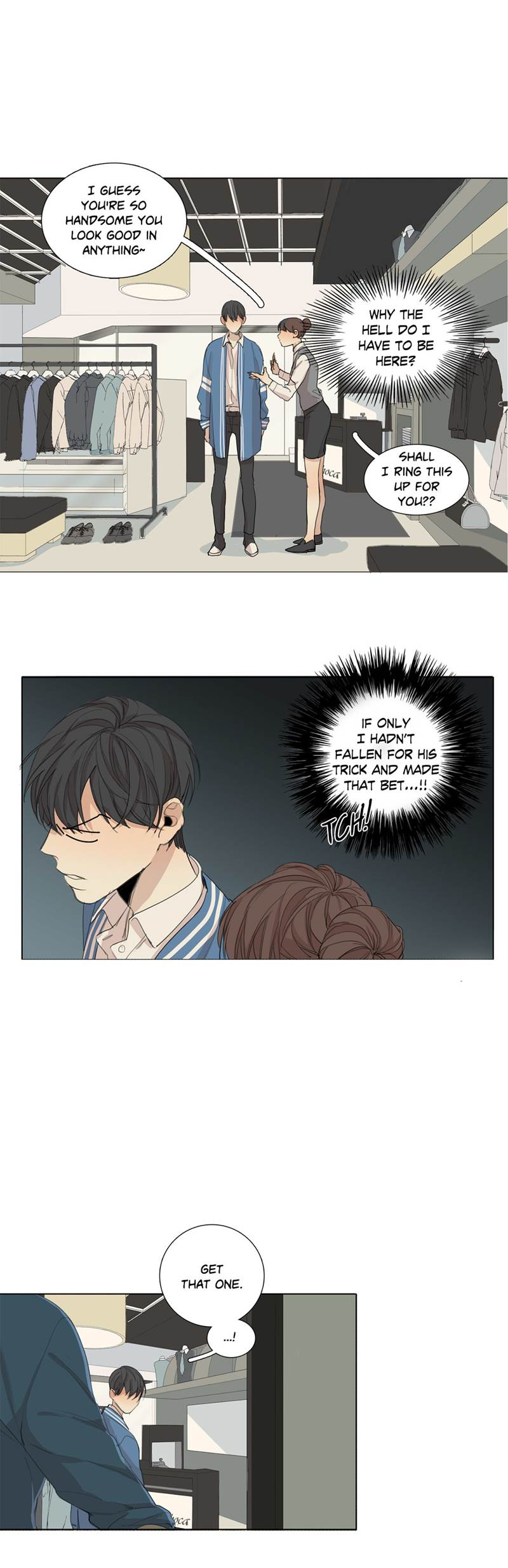What Lies at the End - Chapter 44
