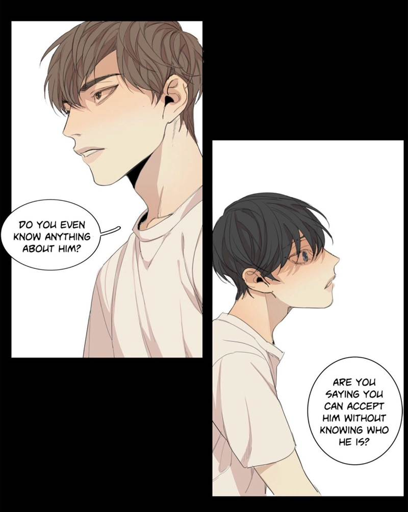 What Lies at the End - Chapter 48