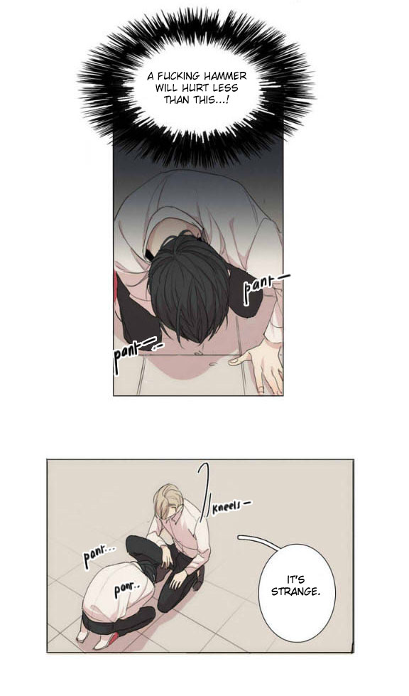 What Lies at the End - Chapter 6