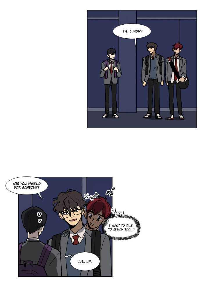 School Life - Chapter 14