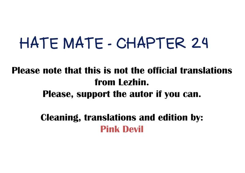 Hate Mate - Chapter 26