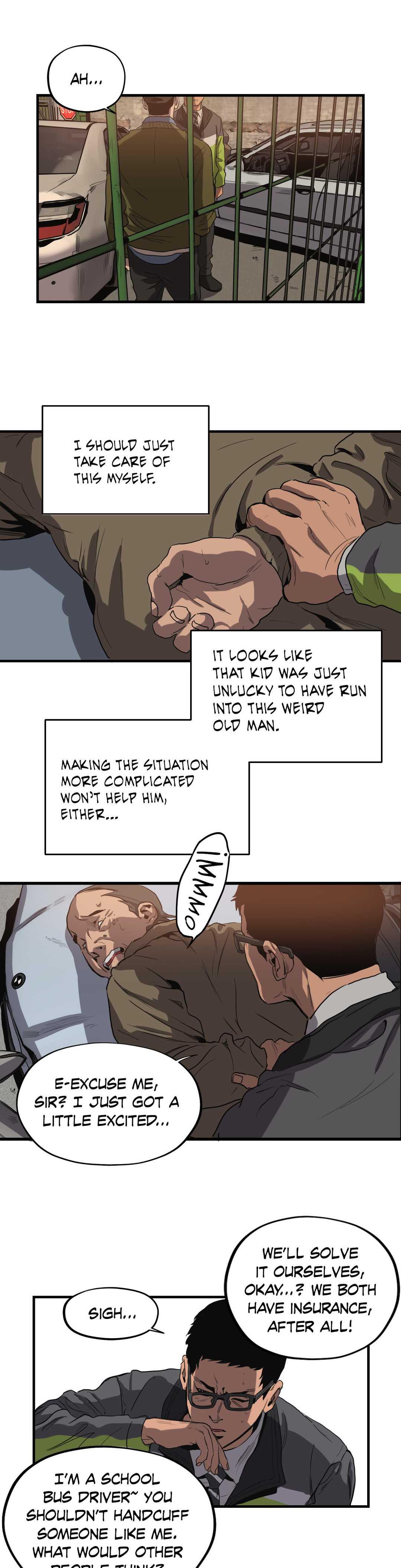 Killing Stalking - Chapter 11