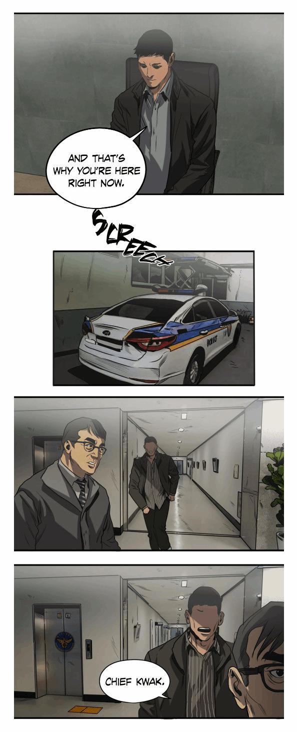 Killing Stalking - Chapter 42
