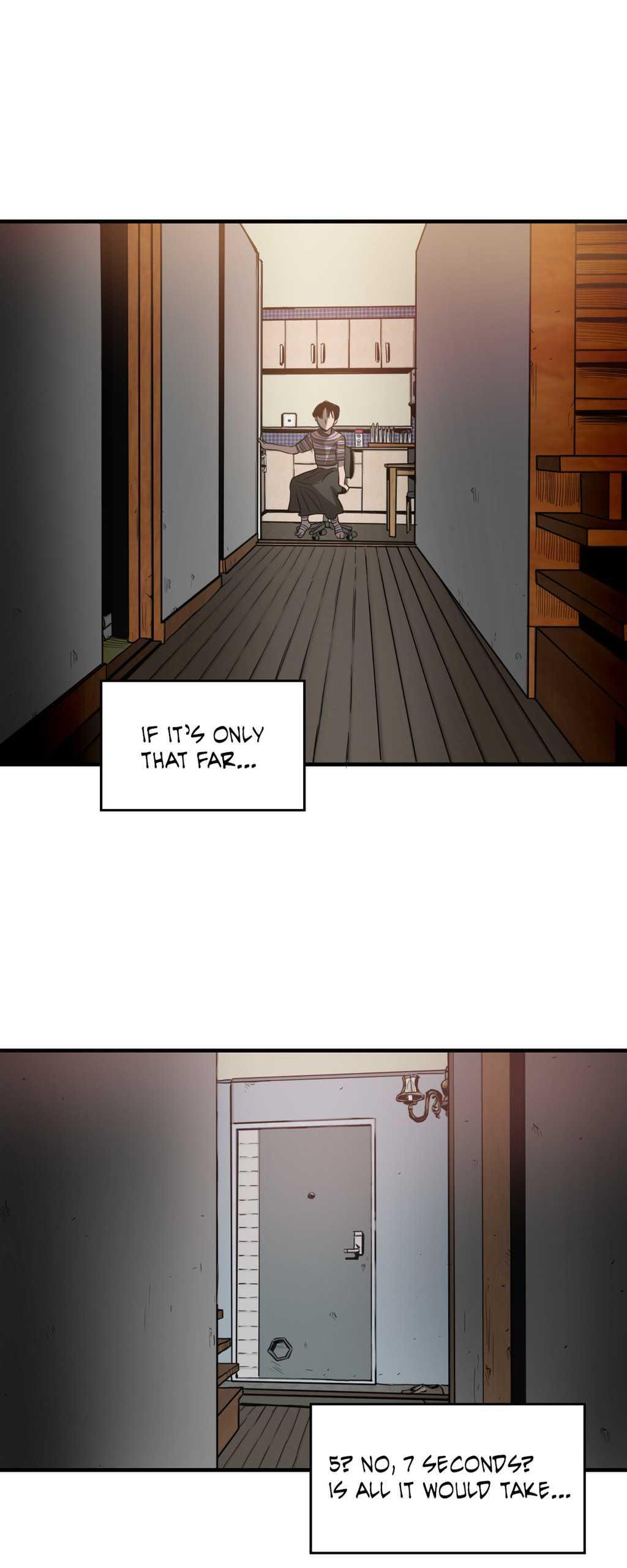 Killing Stalking - Chapter 4