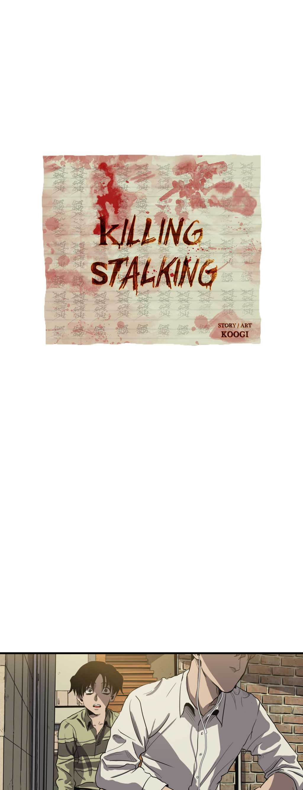 Killing Stalking - Chapter 8