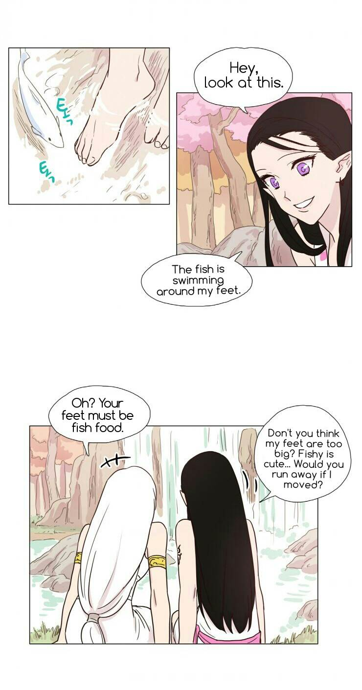 Miss Angel and Miss Devil Ch.13