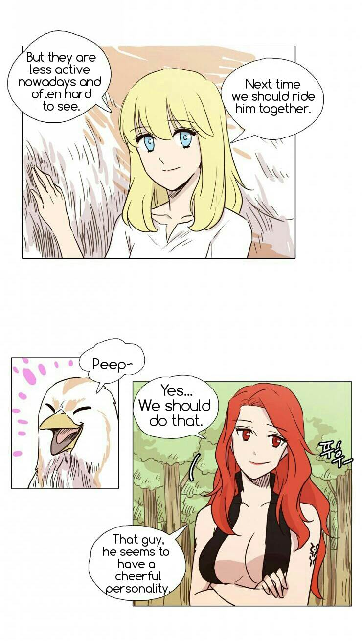 Miss Angel and Miss Devil Ch.8