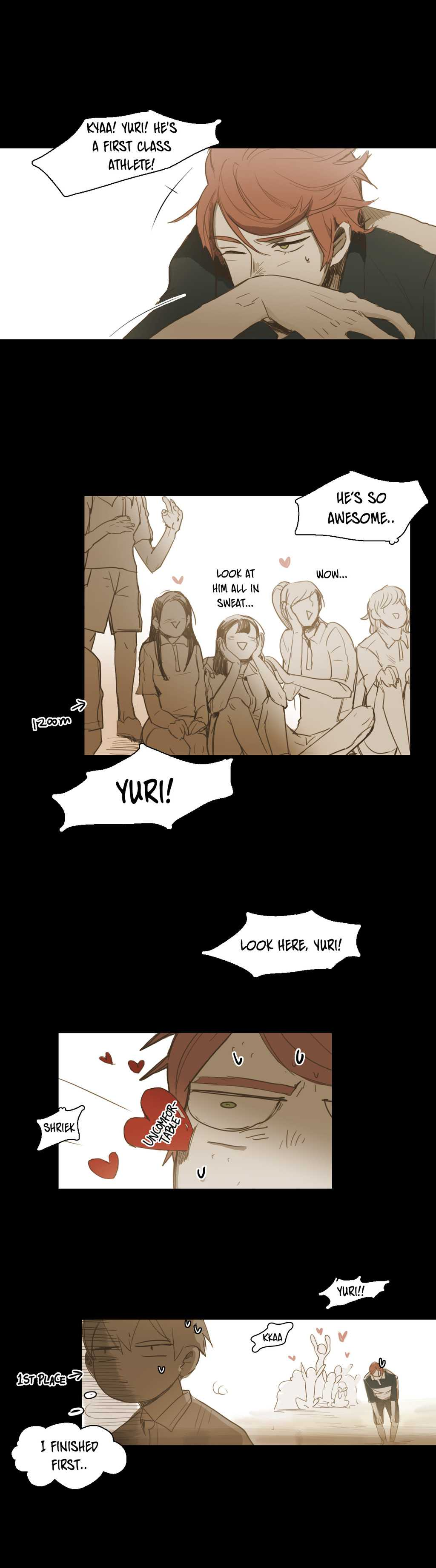 Never Understand - Chapter 30