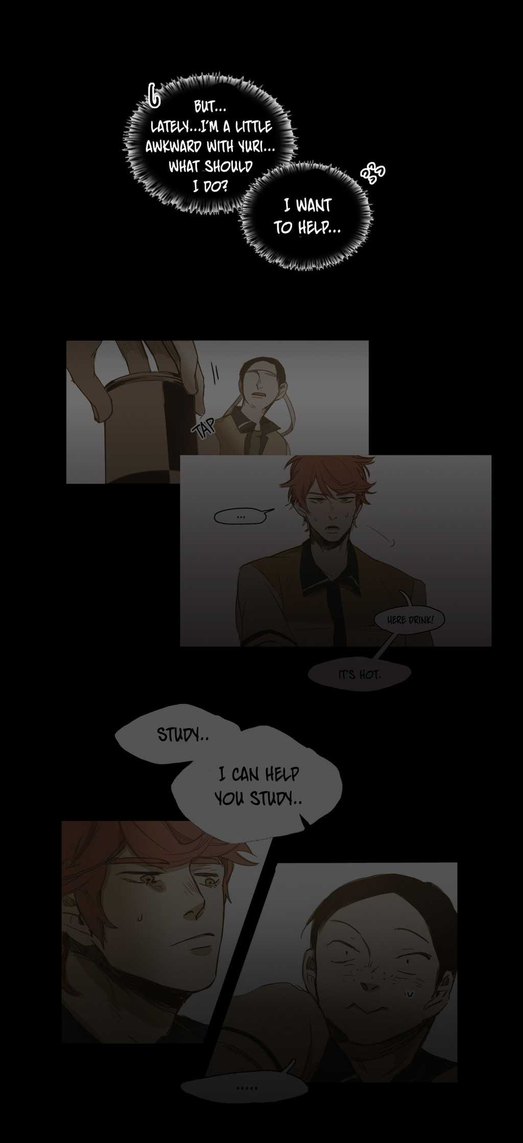 Never Understand - Chapter 37