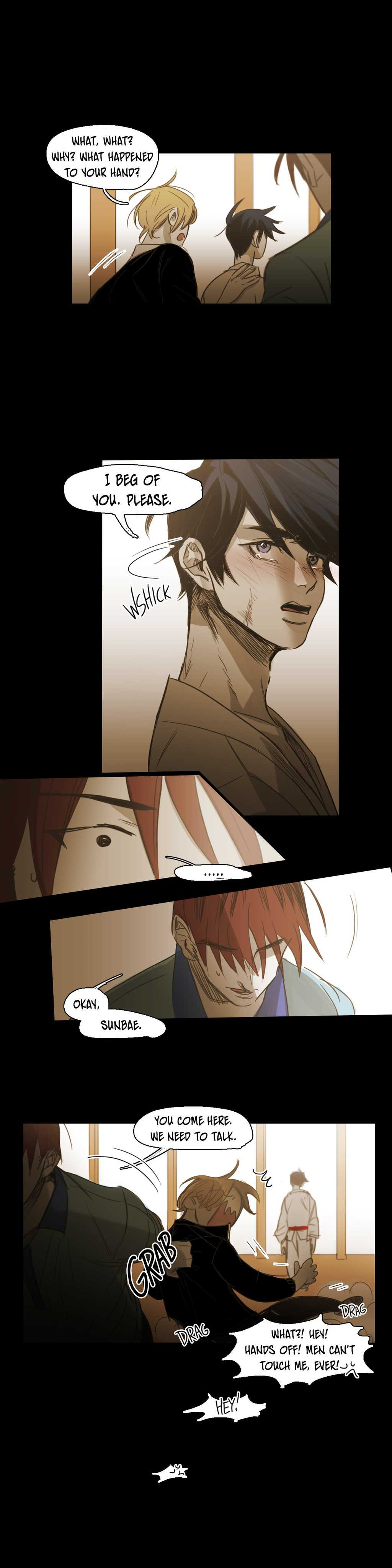 Never Understand - Chapter 57