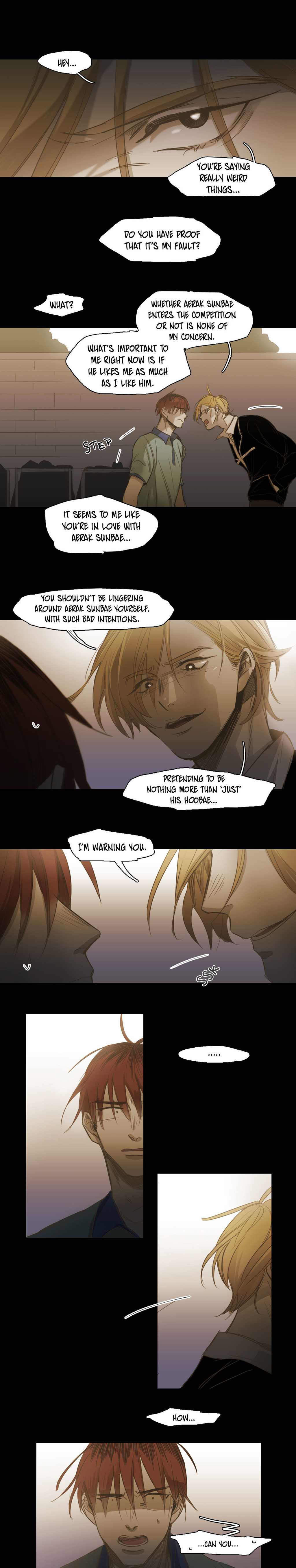 Never Understand - Chapter 59
