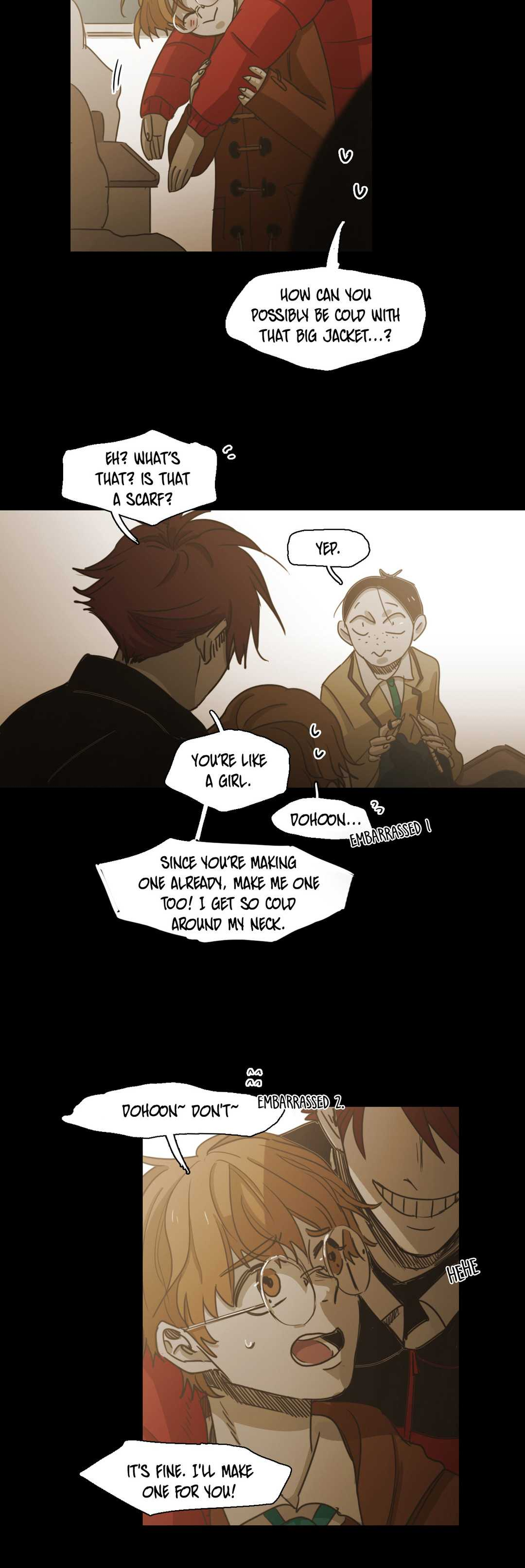 Never Understand - Chapter 84