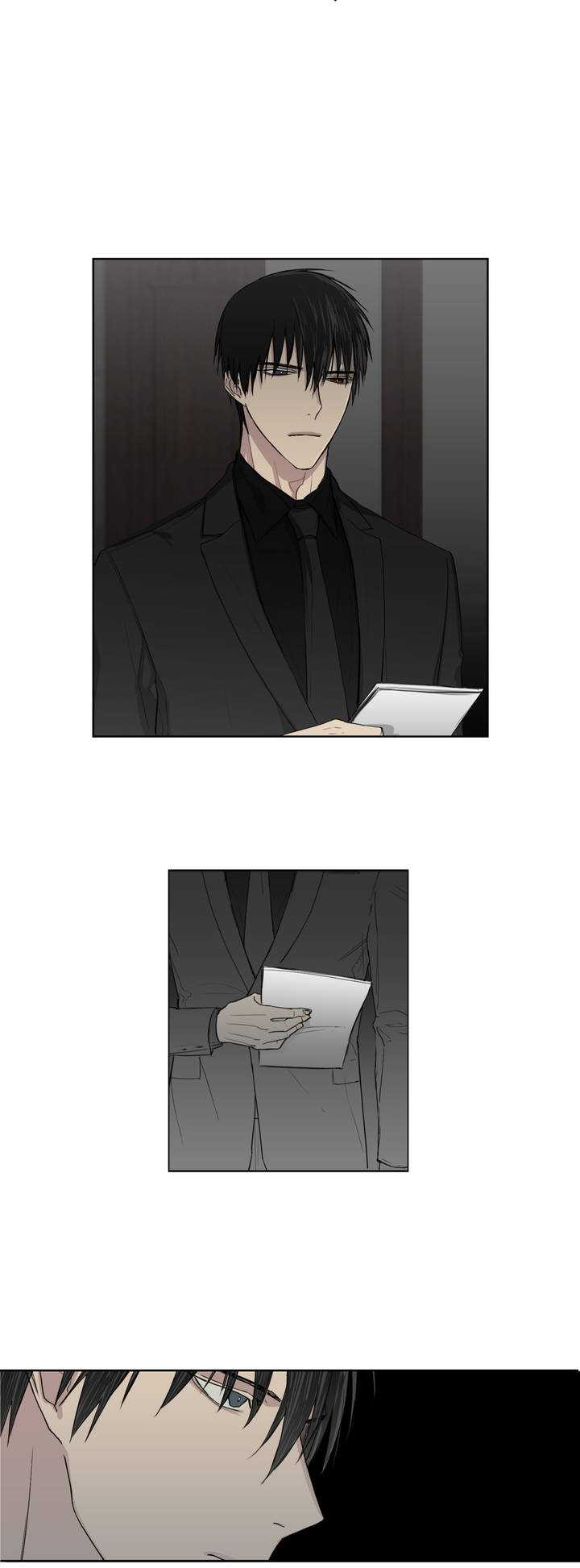 Royal Servant - Chapter 1