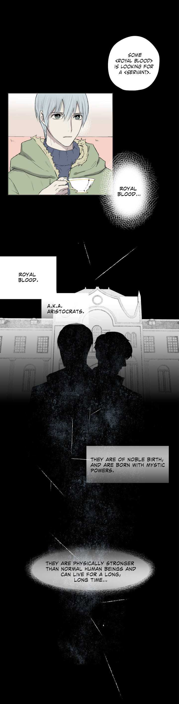 Royal Servant - Chapter 2