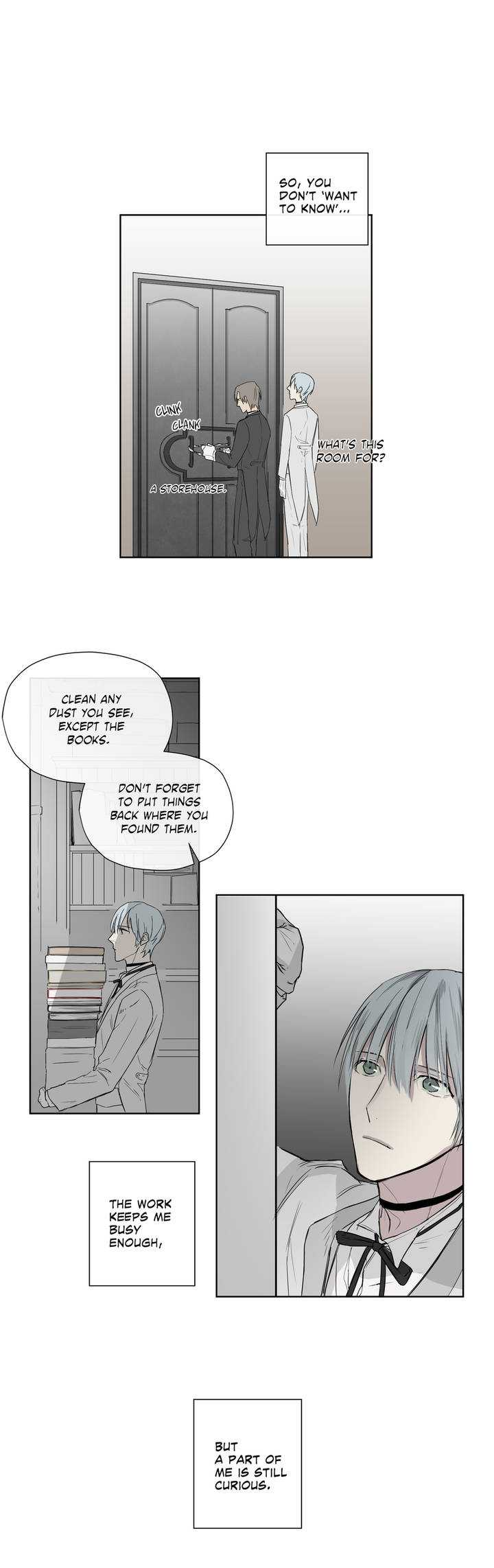 Royal Servant - Chapter 3
