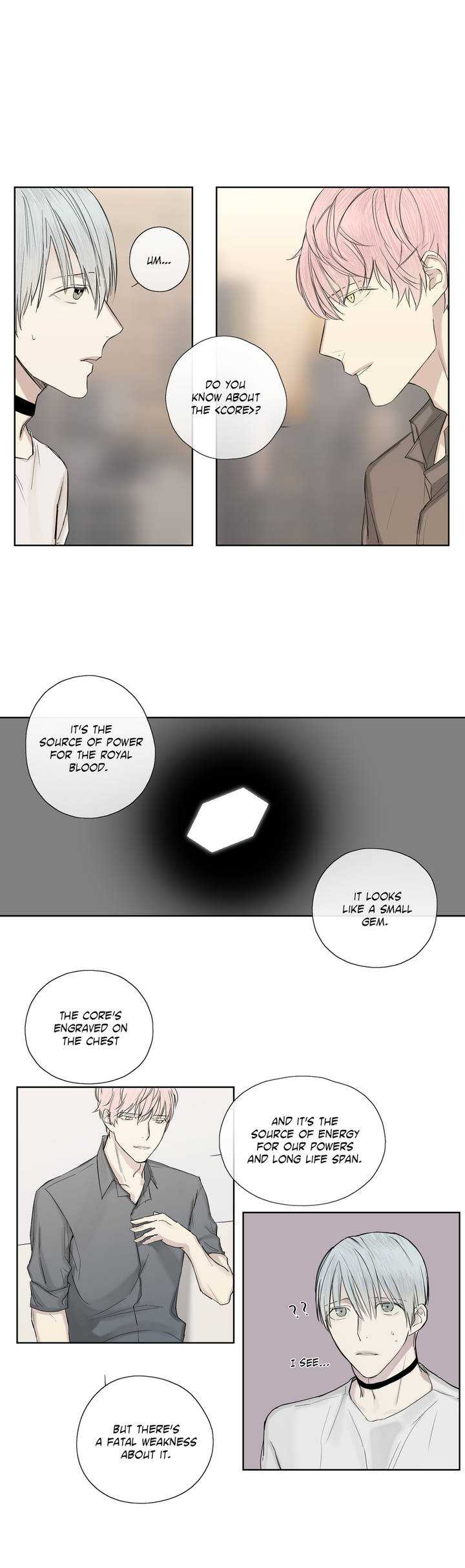 Royal Servant - Chapter 5