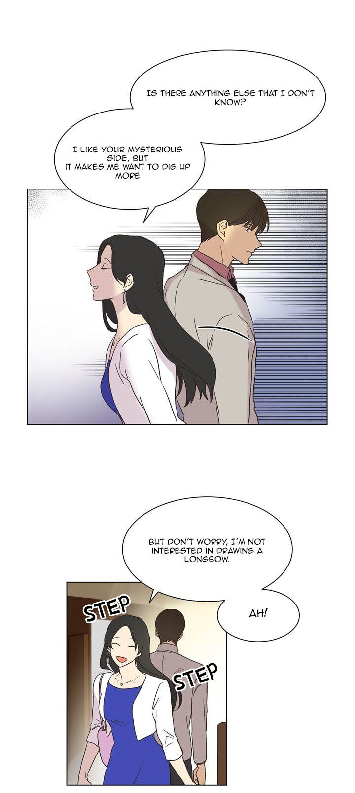 Take care of my housekeeper - Chapter 23