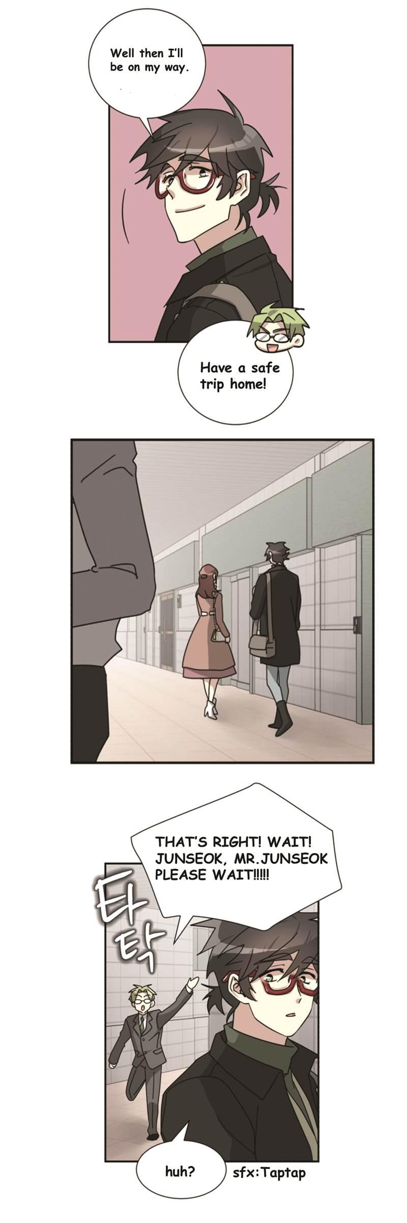The Next Door Neighbor - Chapter 11