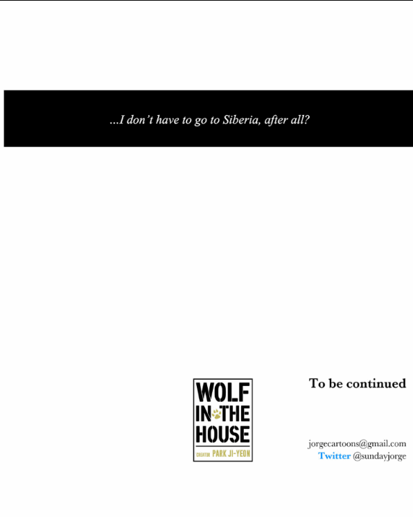 Wolf in the House Ch.17