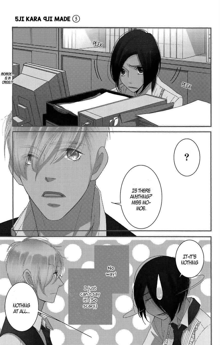 5-JI KARA 9-JI MADE - Chapter 22