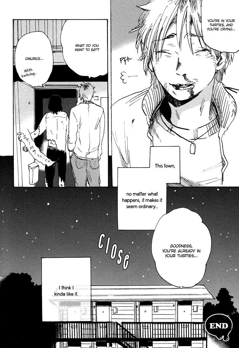Abenobashi hai iro no jinrui Ch.1 page 43 at rocaca.com