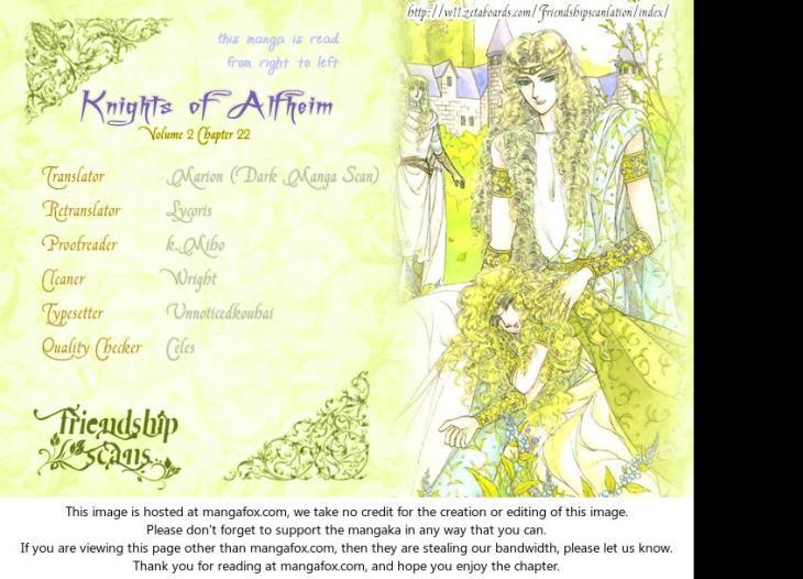 Alfheim no Kishi - Chapter 24