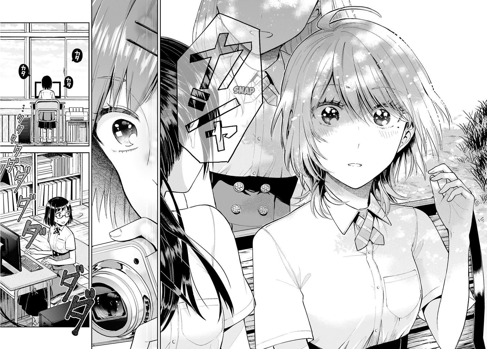 Ano Musume ni Kiss to Shirayuri o - Chapter 31