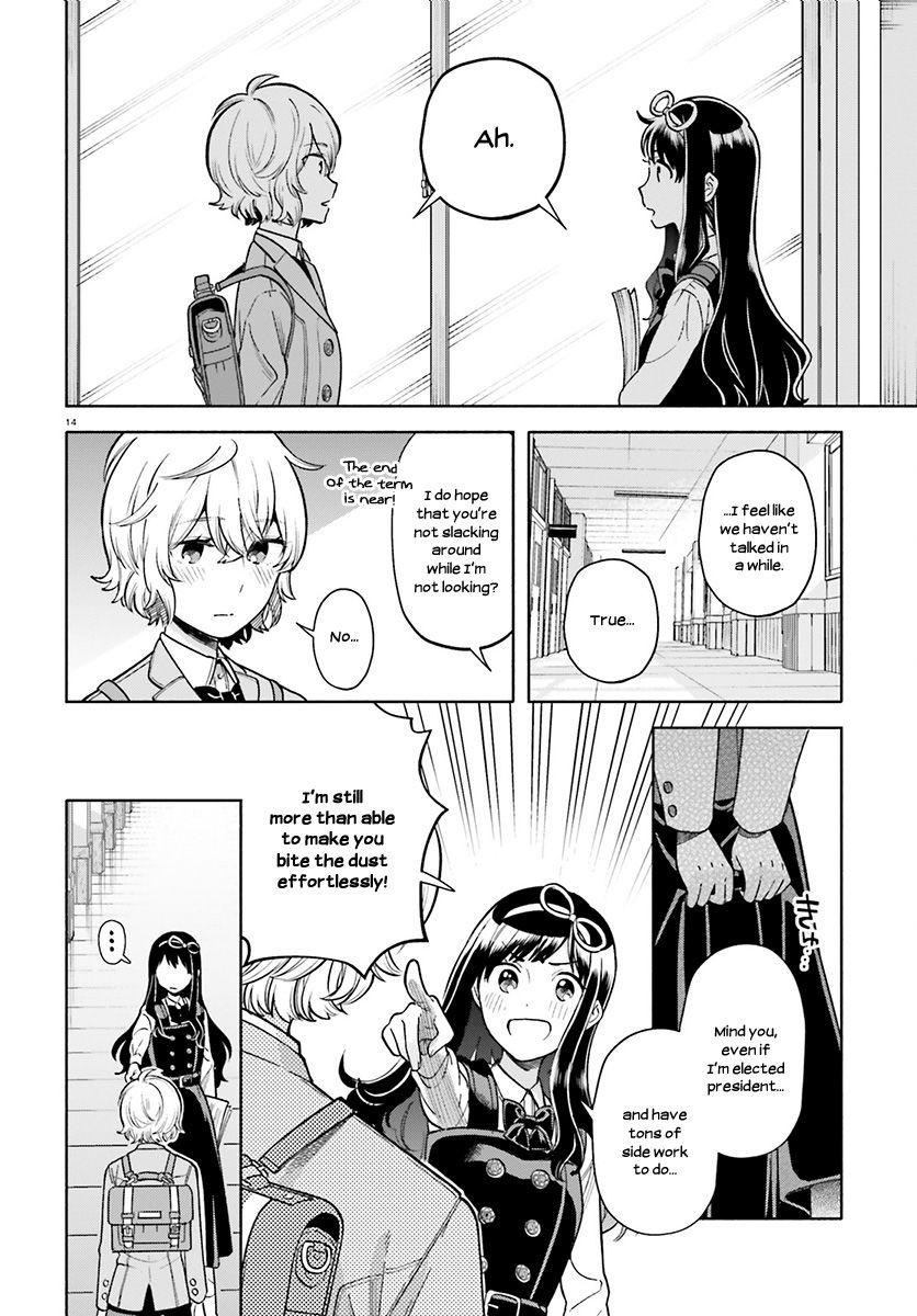 Ano Musume ni Kiss to Shirayuri o Vol.7 Ch.36
