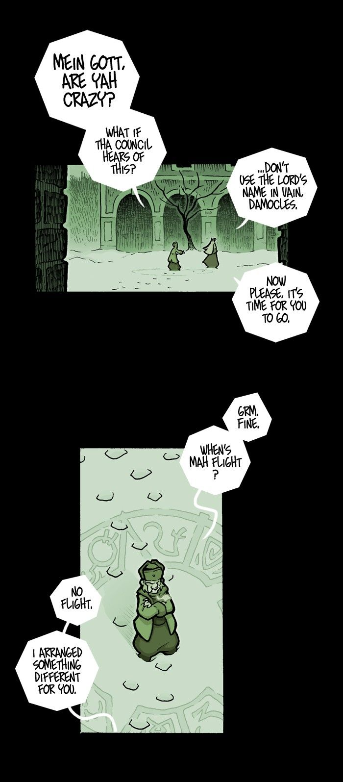 Apocalyptic Horseplay - Chapter 36