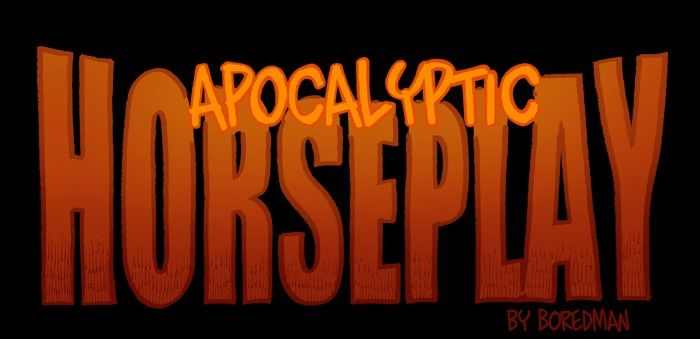 Apocalyptic Horseplay - Chapter 43