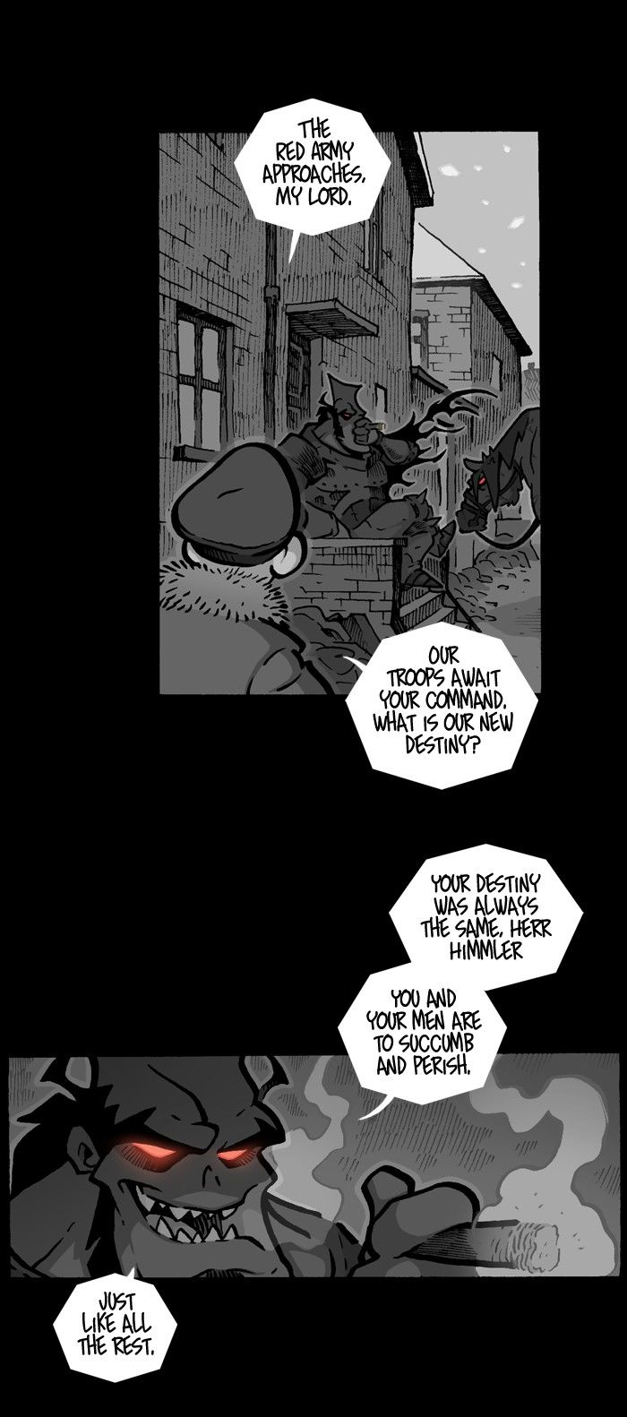 Apocalyptic Horseplay - Chapter 89