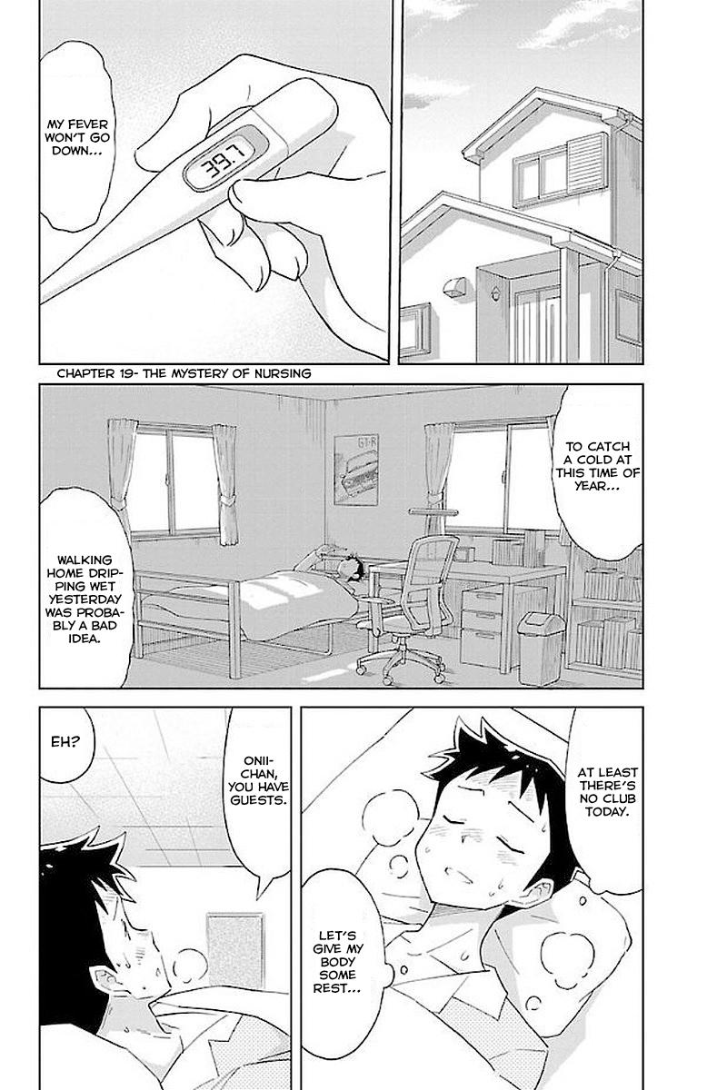 Atsumare! Fushigi Kenkyu-bu - Chapter 19