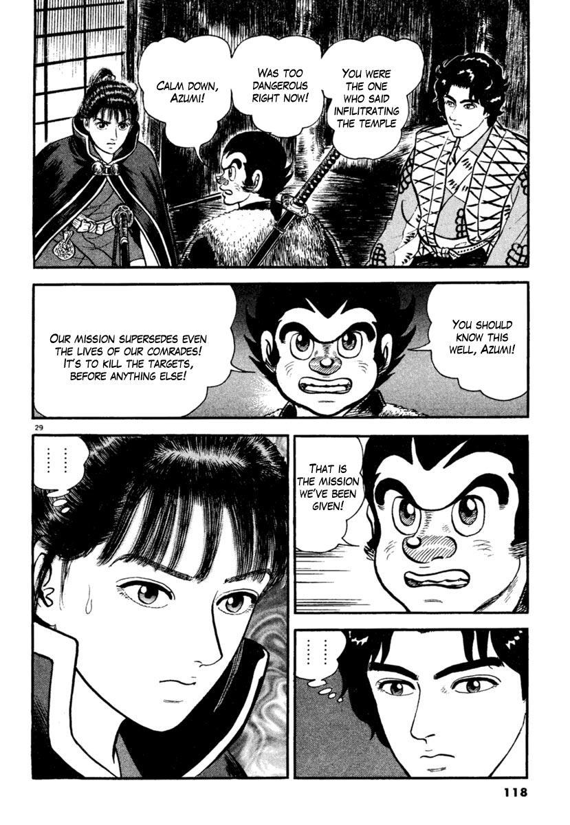 Azumi Vol.25 Ch.182