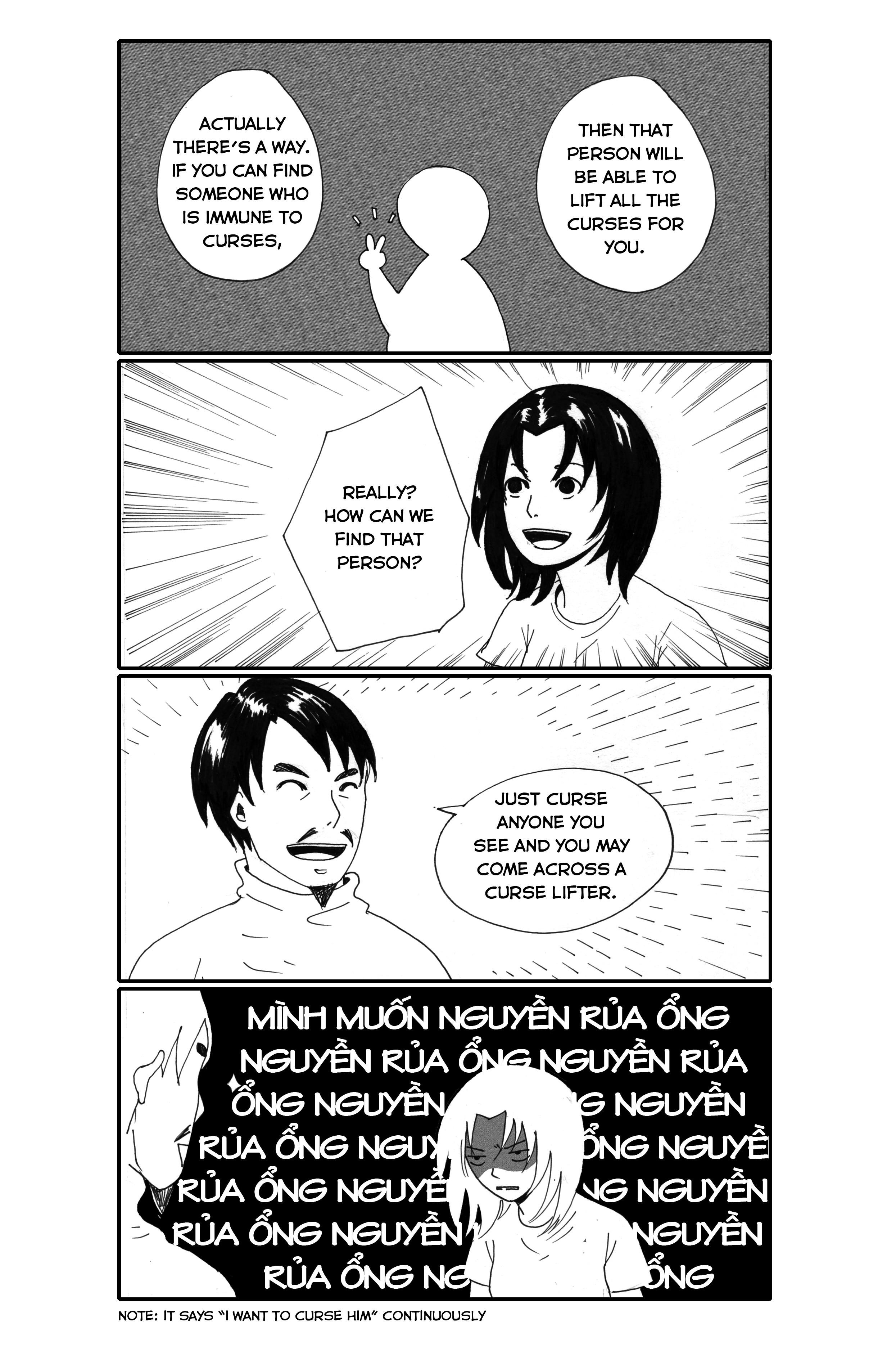 Badluck - Chapter 1