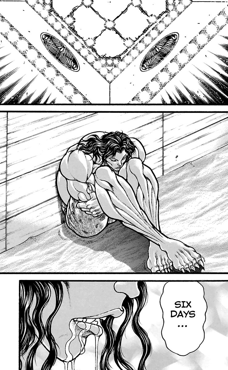Baki Dou - Chapter 128