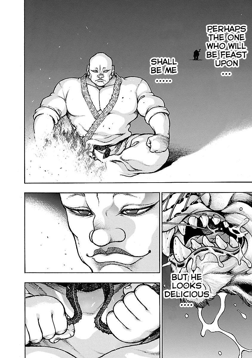Baki Gaiden - Kenjin - Chapter 3