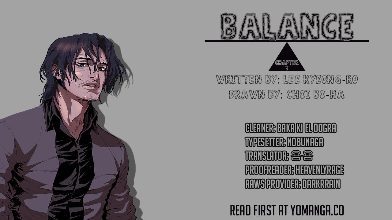 Balance - Chapter 3