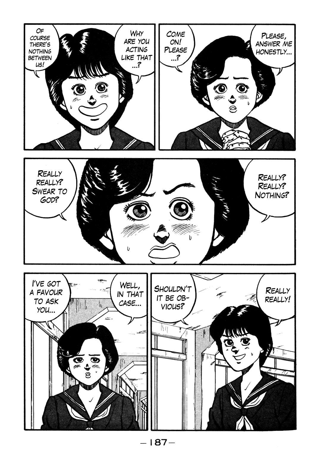 Be-Bop High School - Chapter 64