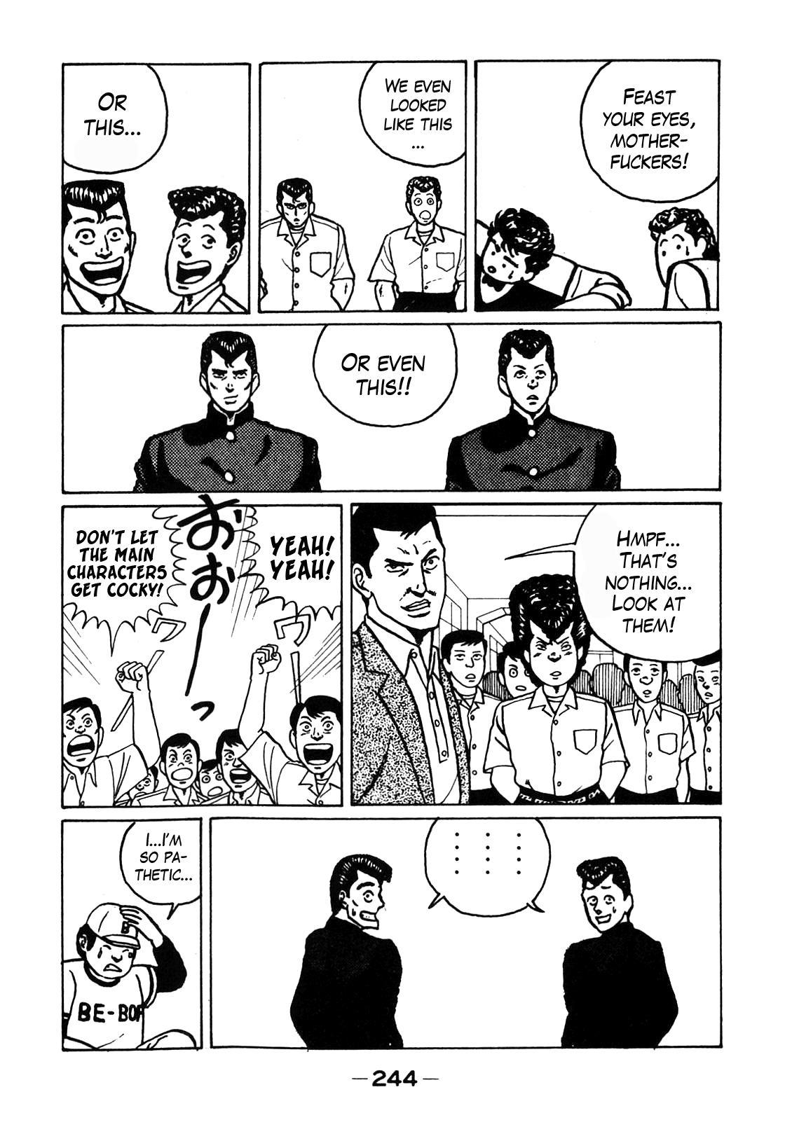 Be-Bop High School Vol.7 Ch.74