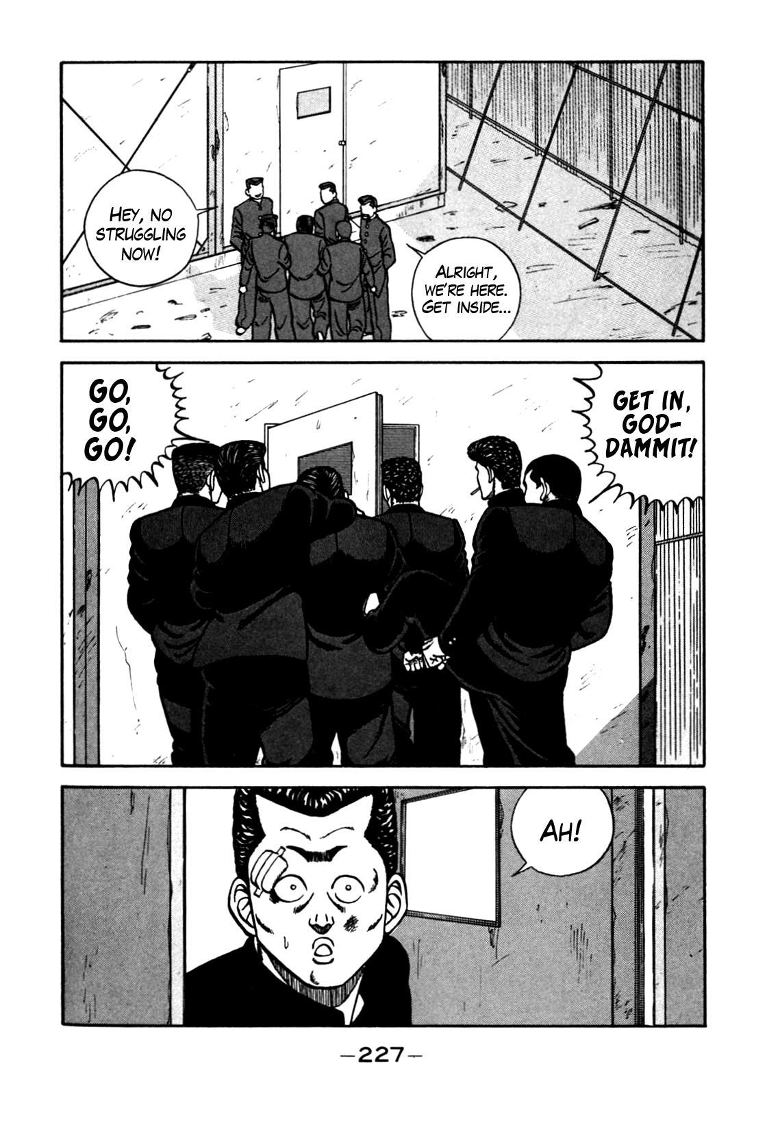 Be-Bop High School - Chapter 82