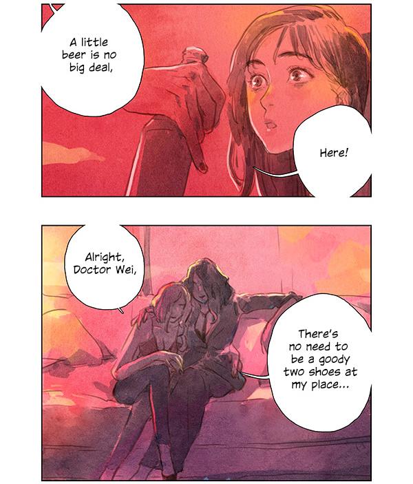 Beloved (jaeliu) - Chapter 9