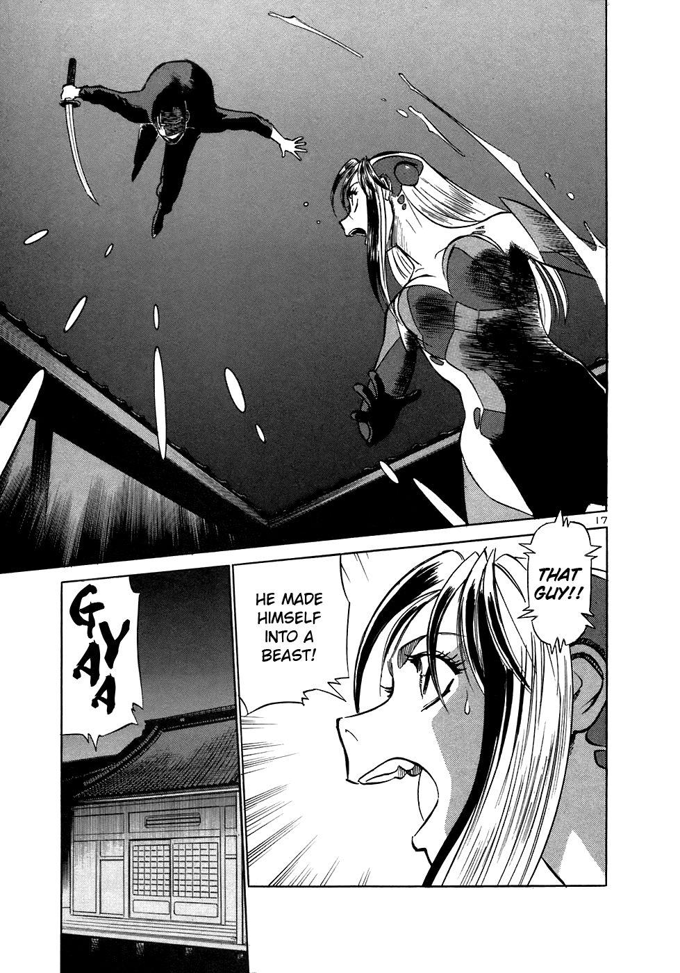 Birdy the Mighty II - Chapter 176