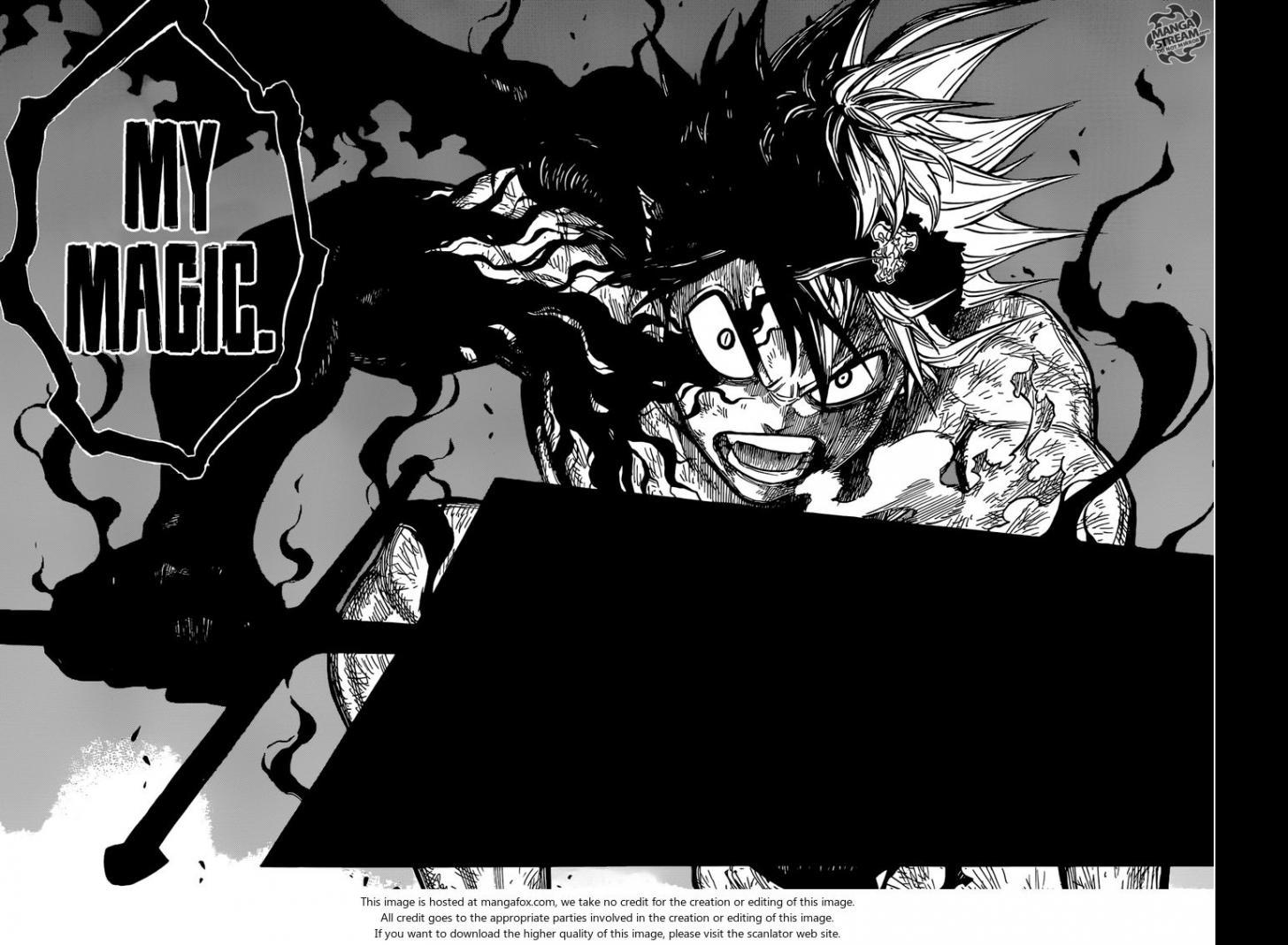 Black Clover - Chapter 98